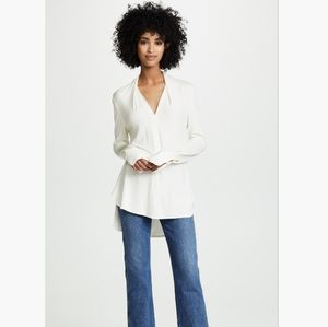 Equipment joslin blouse relaxed loose fit